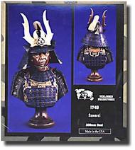 Verlinden Productions  1/5 Samurai (Bust) w/ Chest Armor VPI1749