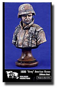 Verlinden Productions  1/12 US Army American Heros Bust Modern VPI1805