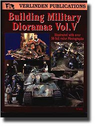 Verlinden Productions   N/A Building Military Dioramas #5 VPI1831