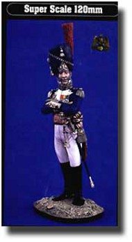 Verlinden Productions  1/16 General Dorsenne Foot Grenadiers VPI1835