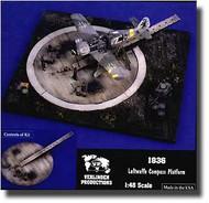 Verlinden Productions  1/48 Luftwaffe Compass Platform VPI1836