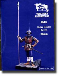 Verlinden Productions  54mm Italian Infantry 1375 VPI1844