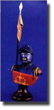 Verlinden Productions  1/5 Medieval Knight 200mm (Bust) VPI1901