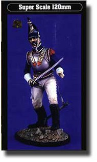 Verlinden Productions  1/6 French CUIRASSIER RUSSIAN Campaign VPI1920