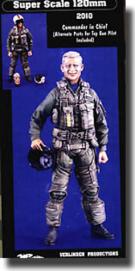 Verlinden Productions  1/6 President Bush/Top Gun Pilot VPI2010