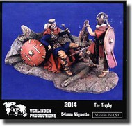 Verlinden Productions  54mm The Trophy Vignette Noresmen VPI2014