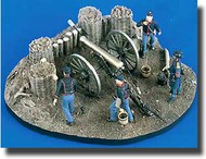 Verlinden Productions  1/32 Union 12 lb Gun Emplacement VPI2064