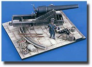 Verlinden Productions  1/32 Union 100-Pounder Parrot in Fortress Emplacement VPI2161