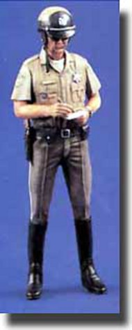 Verlinden Productions  1/24 CHiPS Police Officer VPI90003