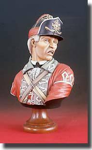 Verlinden Productions  1/5 American Revolution British Redcoat Soldier Bust VPI2343