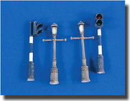 Verlinden Productions  1/48 Lampposts and Traffic Lights VPI2372