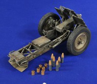 Verlinden Productions  120mm 120mm WWII German 75mm Infantry Gun VPI2831
