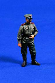 Verlinden Productions  54mm 54mm WWII Russian Tank Officer VPI290