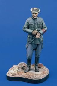 Verlinden Productions  120mm 120mm WWII German Volksturm Officer (D)<!-- _Disc_ --> VPI961