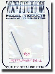 "Waldron Accessories  1/48 No.60 (.040) for 2"". Instrument WR0060"