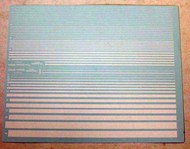 Warbird Decals  to be updated Warbird Decals - Various Size Thin Stripes - White WBDSP003W