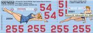 Kits-World  1/32 P61 Virgin Widow, Husslin Hussy Pacific Theatre 1944-45 (D)<!-- _Disc_ --> WBS132020
