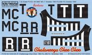 Kits-World  1/32 P-51D Chattanooga Choo Choo, Sneebo Barbara (D)<!-- _Disc_ --> WBS132033