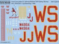 Kits-World  1/32 Avro Lancaster B I Johnny Walker Still Going Strong (D)<!-- _Disc_ --> WBS132054