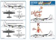 Boeing B-17 Mk.III Designed for the HK Model Kit #WBS132119