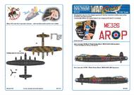 Avro Lancaster Bomber 'B' Designed for the HK Model Kit #WBS132137