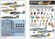Luftwaffe Squadron Fighter Markings of the Luftwaffe #WBS172181