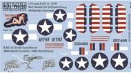 B-25C Red Headed Gal 3rd BG/5th BC, Sand Blower 486th BS/340th BG #WBS172190