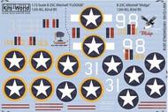 B-25C Floogie, Midge 12th BG 83rd BS #WBS172193