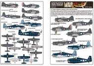 U.S. Navy & Marine markings, mid to late war period #WBS172218