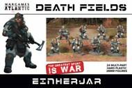 Death Fields Einherjar w/Weapons (24) #WAADF3