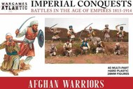 Imperial Conquests Afgan Warriors w/Weapons (40) #WAAIC1