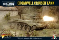 Warlord Games  28mm Bolt Action: WWII Cromwell Mk IV British Cruiser Tank (Plastic) WRL11003