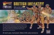 Warlord Games  28mm Bolt Action: WWII Late War British Infantry (25) (Plastic) WRL11006