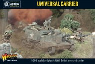 Warlord Games  28mm Bolt Action: WWII British Armored Universal Carrier (Plastic) WRL11008