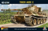 Warlord Games  28mm Bolt Action: WWII Tiger I Ausf E German Heavy Tank (Plastic) WRL12015