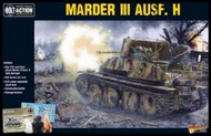 Warlord Games  28mm Marder III Ausf H German Tank Destroyer (Plastic) WRL12024