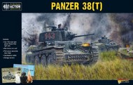 Warlord Games  28mm Panzer 38(t) German Light Tank (Plastic) WRL12031