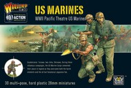 Warlord Games  28mm Bolt Action: WWII US Pacific Theatre Marines (30) (Plastic) WRLAI06