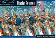 Warlord Games  28mm Black Powder: Hessian Regiment 1776-1783 (30) (Plastic) WRLAWI03