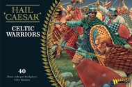 Warlord Games  28mm Hail Caesar: Celtic Warriors (40) (Plastic) WRLCE01