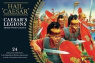 Warlord Games  28mm Hail Caesar: Caesar's Legions w/Gladius (24) (Plastic) WRLCR01