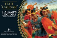 Warlord Games  28mm Hail Caesar: Caesar's Legions w/Pilum (24) (Plastic) WRLCR02