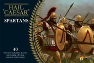 Warlord Games  28mm Hail Caesar: Spartans (40) (Plastic) WRLGR01