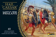 Warlord Games  28mm Hail Caesar: Classical Greek Phalanx (40) (Plastic) WRLGR03