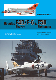 Douglas F4D/F-6 Skyray and F5D Skylancer #WPB0117