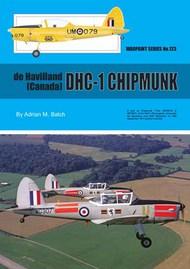 de Havilland (Canada) DHC-1 Chipmunk #WPB0123