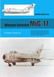 Mikoyan-Gurevich MiG-17 #WPB0124