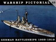 Classic Warships   N/A German Battleships 1909-1919 CWB4048