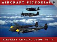 Classic Warships   N/A Aircraft Painting Guide Volume 1 CWPAP09