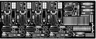 White Ensign Models  1/200 Bismarck, Tirpitz Ships Boat Fittings WEM2012